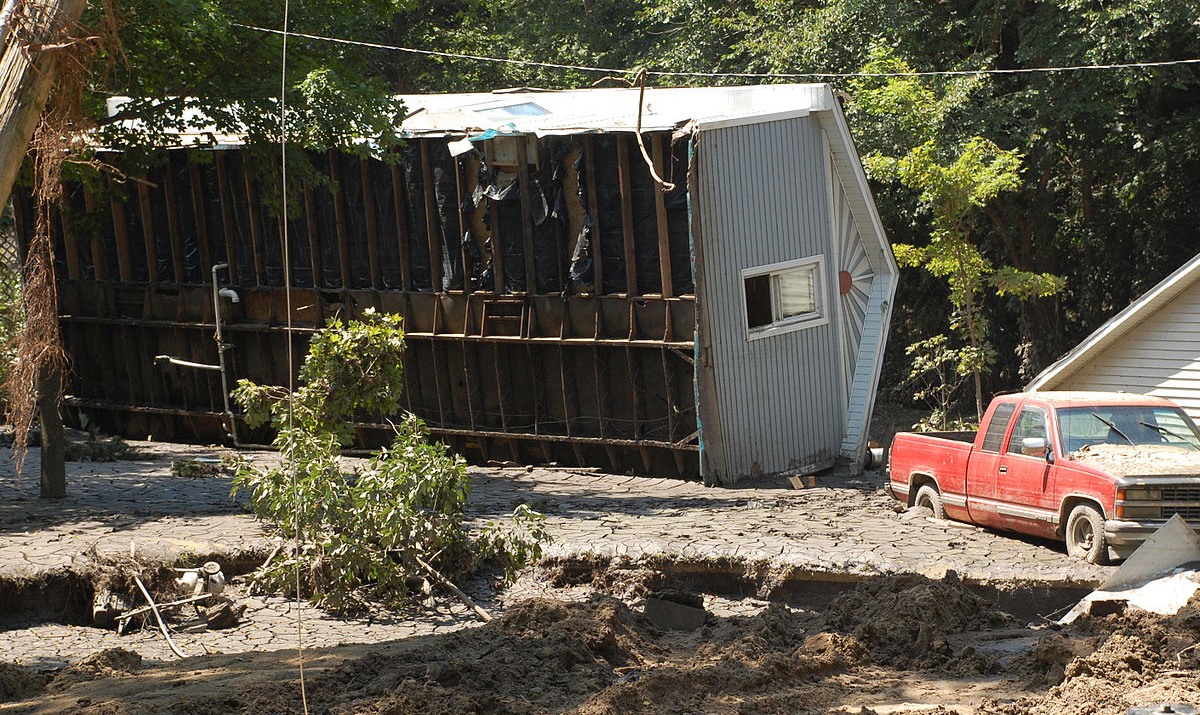 MOBILE HOME SAFETY